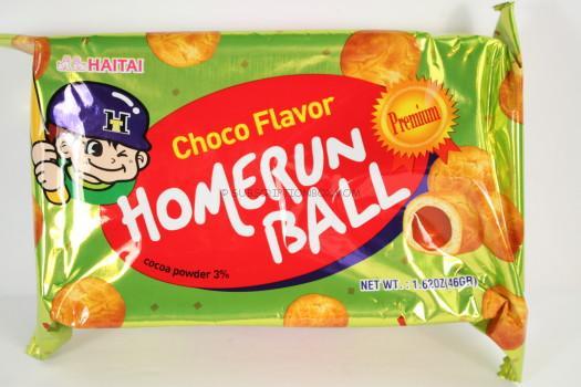 Homerun Ball Choco Flavor
