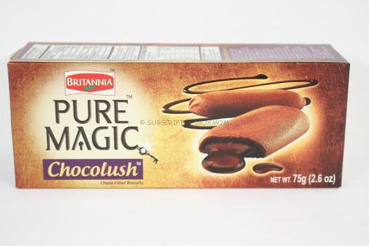 Britannia Pure Magic Chocolush Choco Filled