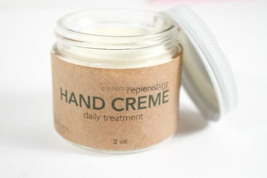 Wildflower Beauty by Jessica Replenishing Hand Creme