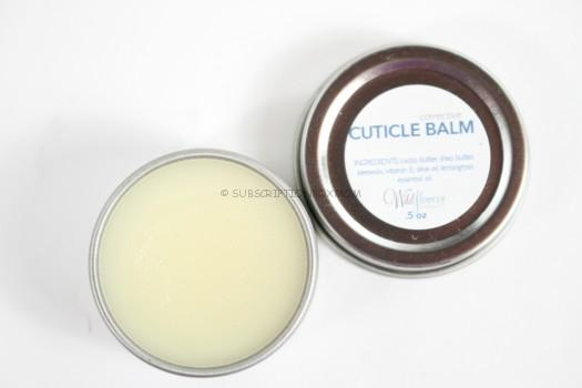 Wildflower Beauty by Jessica Replenishing Cuticle Balm
