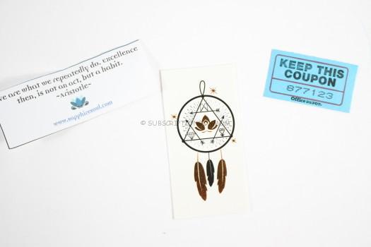 Sapphire Soul bonus items