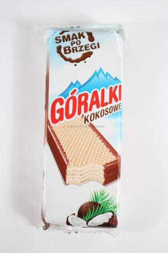 Goralki Wafers (Poland)