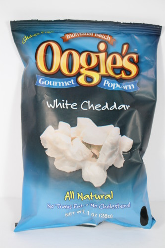 Oogie's White Cheddar Popcorn