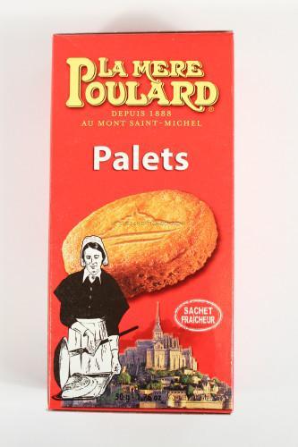 La Mere Poulard Butter Cookies
