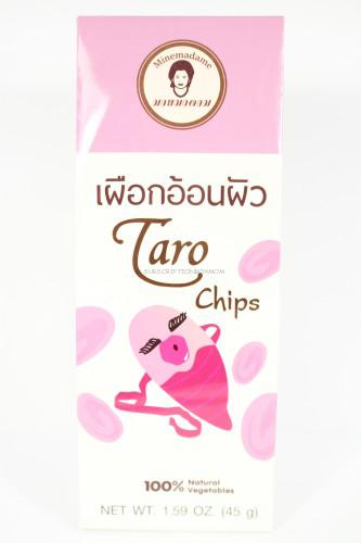 Minemadame Taro Chips