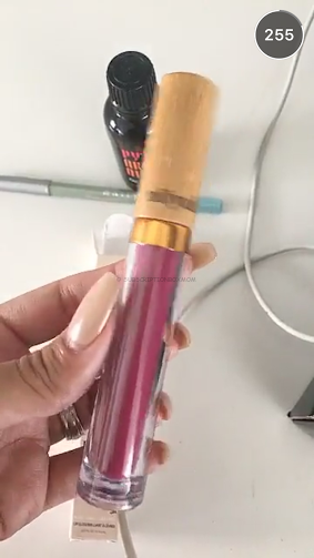 NOYAH Lip Gloss in Malbec