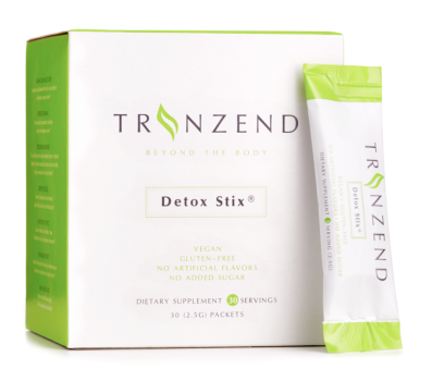 Tranzend All Natural Detox Stix Supplement
