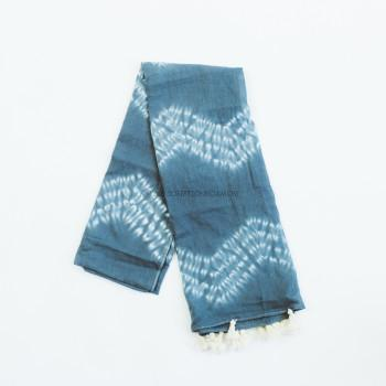 Shibori Scarf, India (Retail $25).