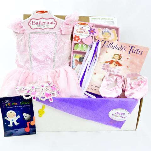 My Pretend Place New Ballerina Package