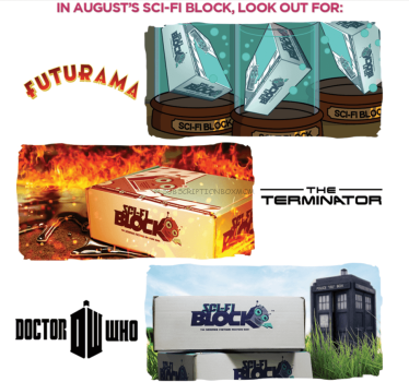 August 2016 Sci Fi Block Spoilers
