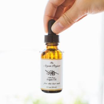 Pure Cosmetic Argan Oil 30ml, Morocco (Retail $18).