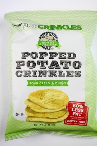 PopCrinkles Popped Potato Crinkles