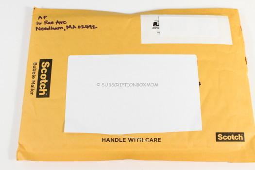 Pura Vida Shipping Envelope