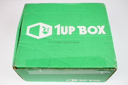 1Up Box August 2016 Review