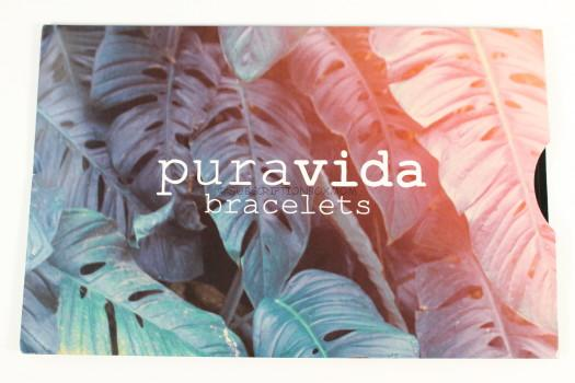 Pura Vida July 2016 Monthly Club Review