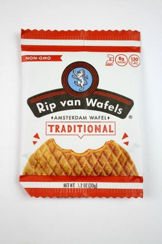 Rip Van Wafels Amsterdam Wafel Traditional