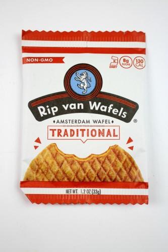 Rip Van Wafels Amsterdam Wafel Traditional