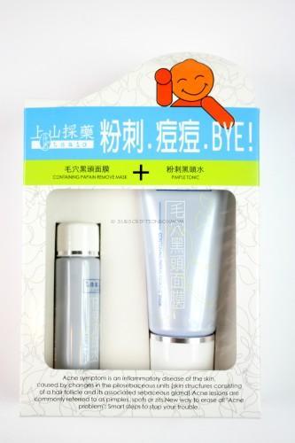 Tsaio Pore Clear Treatment Set