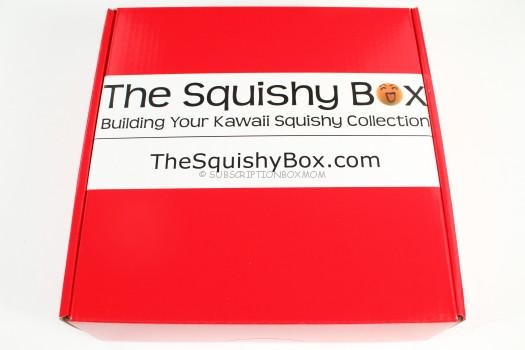 The Squishy Box Kawaii Subscription Box