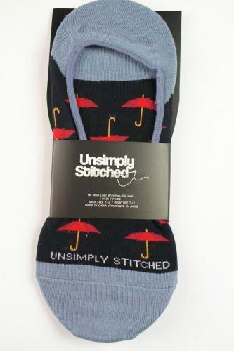 Unsimply Stitched No Show Socks