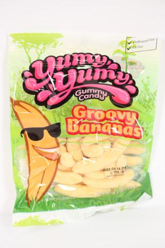 Yumy Yumy Groovy Bananas Slices