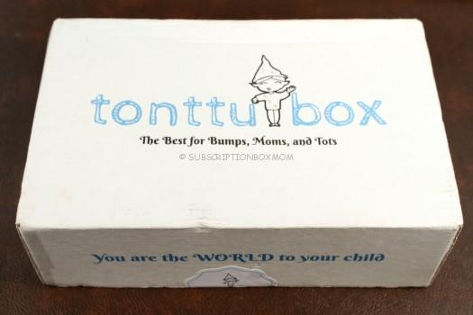 Tonttu Box August 2016 Review