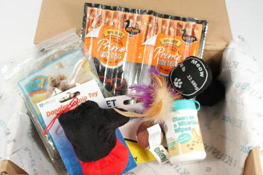 KitNipBox August 2016 Review
