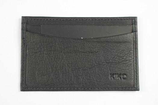 Kiko Leather Classic Card Case
