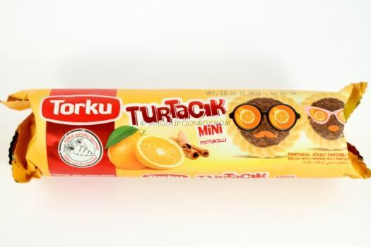 Torku Turtacik Cookies Orange Jelly