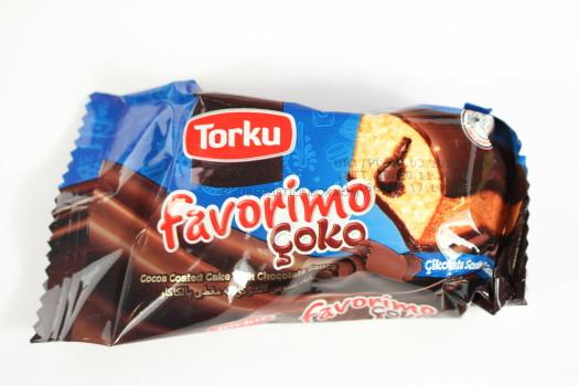 Torku Favorimo Coko Cake Chocolate