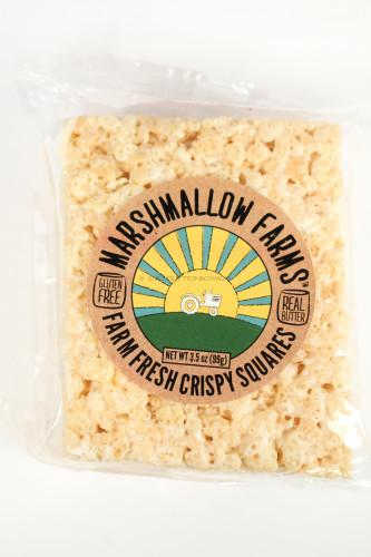 Marshmallow Farms Classic Crispy Square