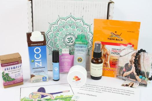 BuddhiBox August 2016 Review