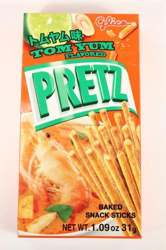 Glico Pretz Tom Yum Flavor