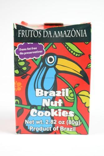 Brazil Nut Cookies