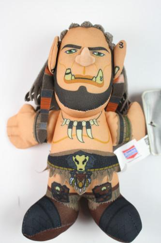 "Bleacher Creatures Legendary Pictures Warcraft 10"" Plush Figure (Durotan)"