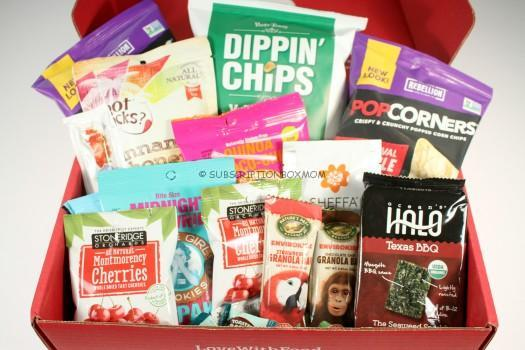 Love with Food Deluxe and Gluten Free Sale - 3 Days Only