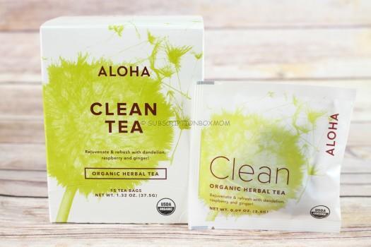 ALOHA Clean Tea