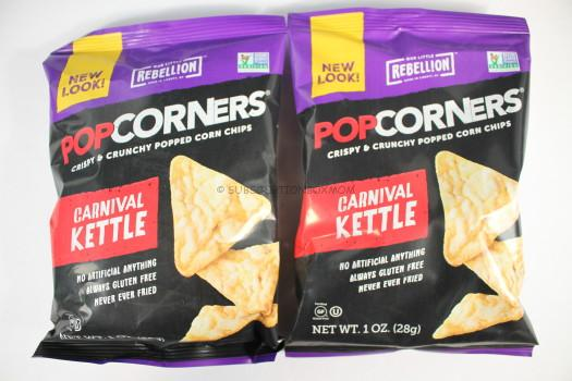 Our Little Rebellion Carnival Kettle Popcorners
