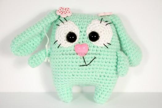 Amigurumi Bunny by Lana Voloshenko