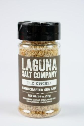The Kitchen Handcrafted Sea Salt
