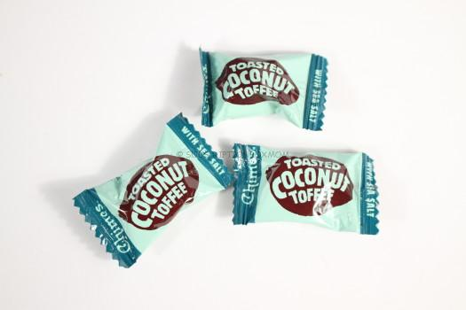 Chimes Toasted Coconut Toffee