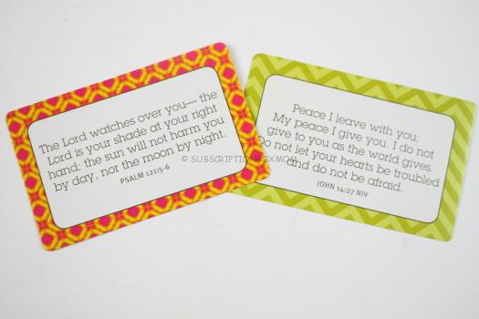 Pass Along Scripture Cards