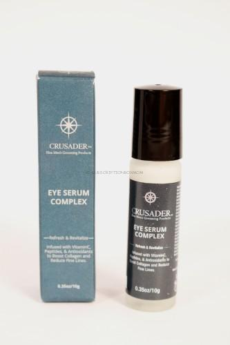Crusader for Men Eye Serum