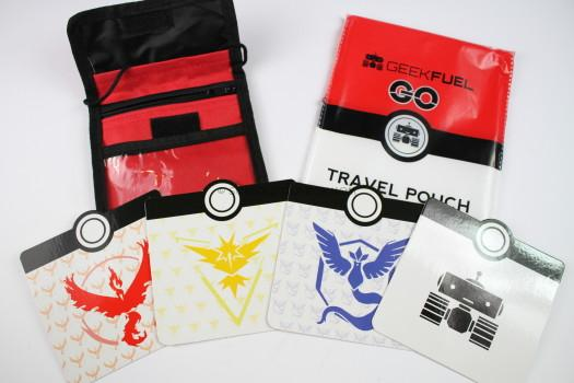 Geek Fuel Go Travel Pouch