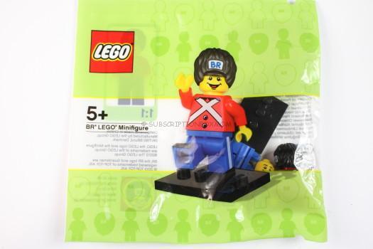 BR LEGO Minifigure Polybag