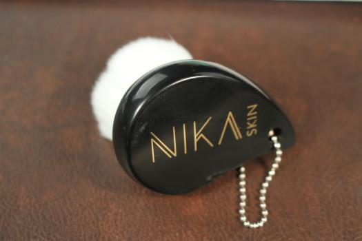 Nika Facial Exfoliating Brush