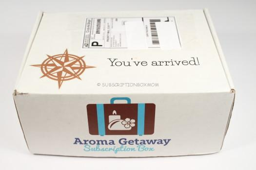 Aroma Getaway Hawaii Subscription Box Review