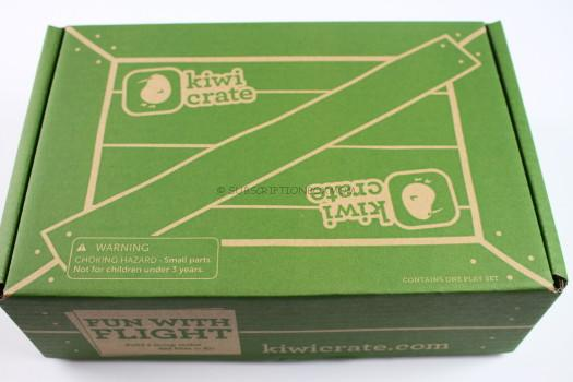 Kiwi Crate Box
