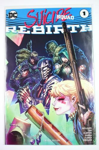Suicide Squad: Rebirth Issue #1