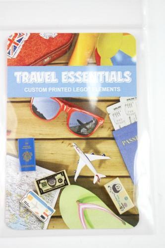 Travel Essentials Tile Pack